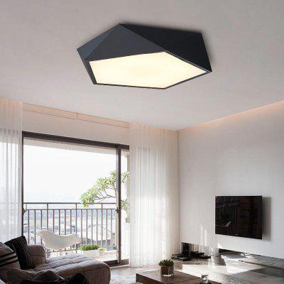 Ever Flower Max 24W Modern Led Flush Mount Ceiling Light for Living Room  Bedroom Painted Lights Best with Online