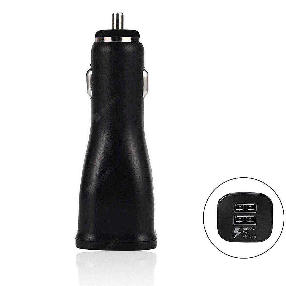 Minismile 25W QC2.0 Quick Charger Dual USB Ports Car Charger Adapter