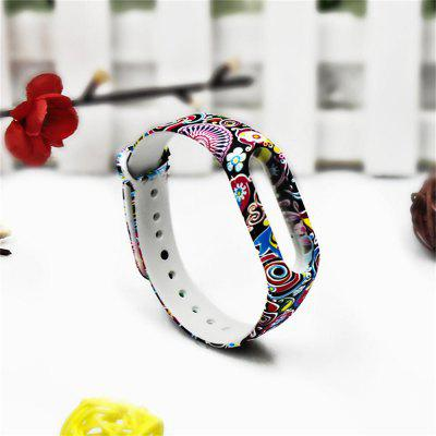For Mi Band 2 Bracelet Strap Colorful Strap Wristband Replacement Smart Band Accessories Silicone Band watch band wrist band wristband women men bracelet double color silicone strap smart wristband bracelet for xiaomi miband 2 p5