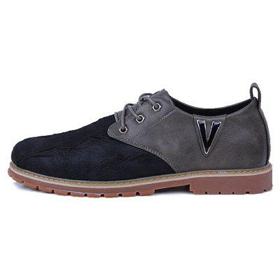 Men Casual Trend for Fashion Lace Up Outdoor Hiking Flat Type Leather ShoesCasual Shoes<br>Men Casual Trend for Fashion Lace Up Outdoor Hiking Flat Type Leather Shoes<br><br>Available Size: 39-44<br>Closure Type: Lace-Up<br>Embellishment: Ruched<br>Gender: For Men<br>Outsole Material: Rubber<br>Package Contents: 1xshoes(pair)<br>Pattern Type: Solid<br>Season: Spring/Fall, Winter<br>Toe Shape: Round Toe<br>Toe Style: Closed Toe<br>Upper Material: Synthetic<br>Weight: 1.2000kg