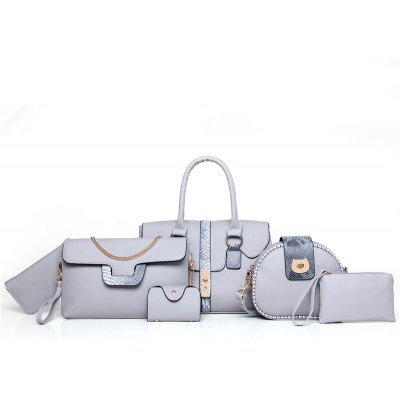 Six Pieces of New Fashion Handbag Shoulder Bag