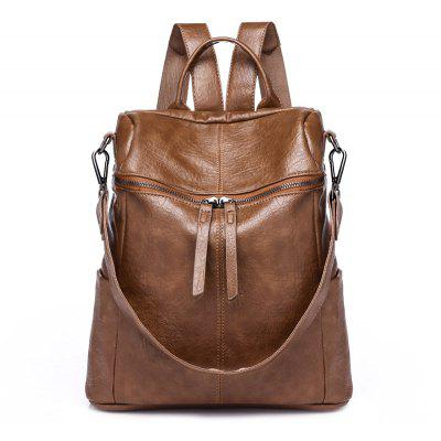 New Wild Casual Backpack Pacchetto a duplice uso