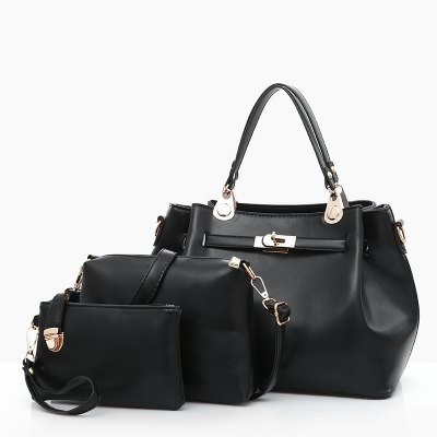 Three Pieces Handbag atmospheric Shoulder Bag