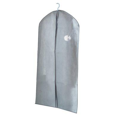 Non-Woven Black and Gray Series Visible Clothing Dust Cover Large