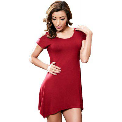 Casual and Generous  Fashion and Simple Dress