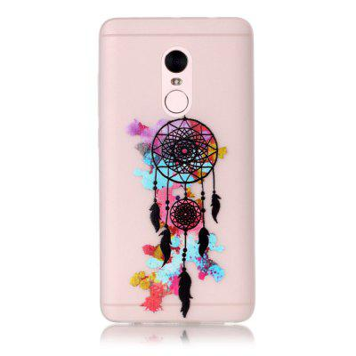 Wind Chimes Soft TPU Case for Xiaomi Redmi Note 4 Ultra Thin Transparent Noctilucent Cover