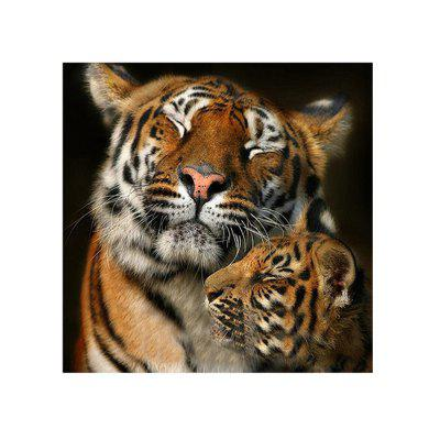 Naiyue 9512 The Tiger Print Draw Disegno a diamante