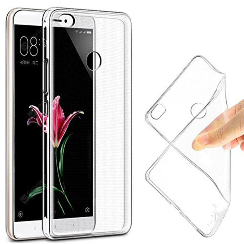 Case Cover pour Xiaomi Max Shockproof TPU Transparent Peau protectrice