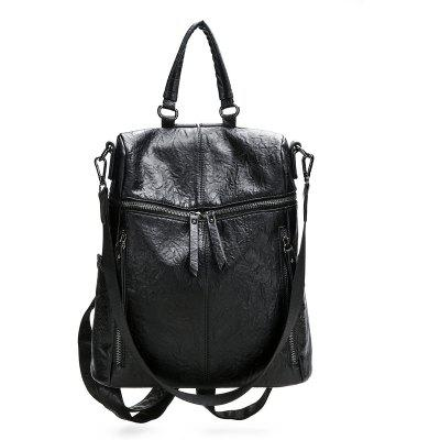 New Wild Casual Shoulder Dual-Use Backpack
