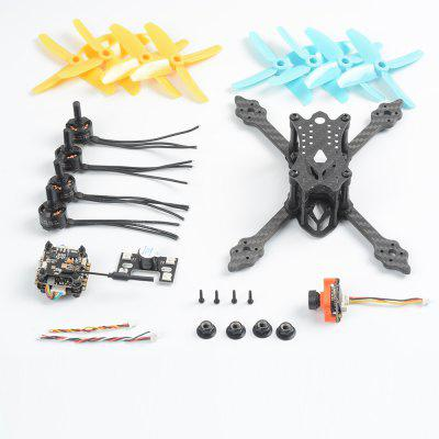SKYSTARS X140 140mm Micro FPV Racing Drone DIY Kit