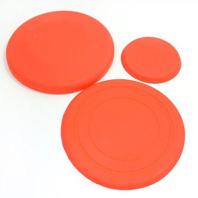 Dog Supplies Silicone Pet Frisbee Soft light  Training  Pet Dog ToysCat Toys<br>Dog Supplies Silicone Pet Frisbee Soft light  Training  Pet Dog Toys<br><br>Package Contents: 1pcs<br>Package size (L x W x H): 1.00 x 1.00 x 1.00 cm / 0.39 x 0.39 x 0.39 inches<br>Package weight: 0.0900 kg