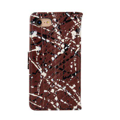 for Iphone 7 PU Leather Cover Case With Colored Snakeskin LineiPhone Cases/Covers<br>for Iphone 7 PU Leather Cover Case With Colored Snakeskin Line<br><br>Compatible for Apple: iPhone 7<br>Features: FullBody Cases<br>Material: PU<br>Package Contents: 1 x Phone Case<br>Package size (L x W x H): 22.00 x 14.00 x 3.00 cm / 8.66 x 5.51 x 1.18 inches<br>Package weight: 0.1500 kg<br>Style: Mixed Color