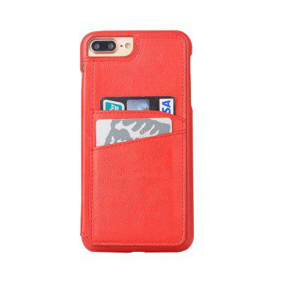 for Iphone 7 Plus Leather Grain Phone Case with Stand Card Holder and MirroriPhone Cases/Covers<br>for Iphone 7 Plus Leather Grain Phone Case with Stand Card Holder and Mirror<br><br>Compatible for Apple: iPhone 7 Plus<br>Features: Back Cover, With Mirror<br>Material: PU<br>Package Contents: 1 x Phone Case<br>Package size (L x W x H): 22.00 x 14.00 x 3.00 cm / 8.66 x 5.51 x 1.18 inches<br>Package weight: 0.1600 kg<br>Style: Leather, Solid Color