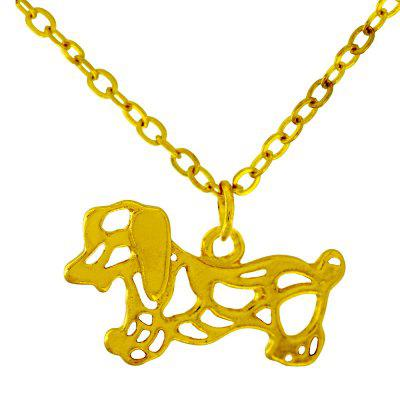 Pugs dog pendant charm necklace chain