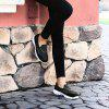 New Large-Size Ultra-Light Flat Low-Cut Shallow Casual Shoes 38 BLACK