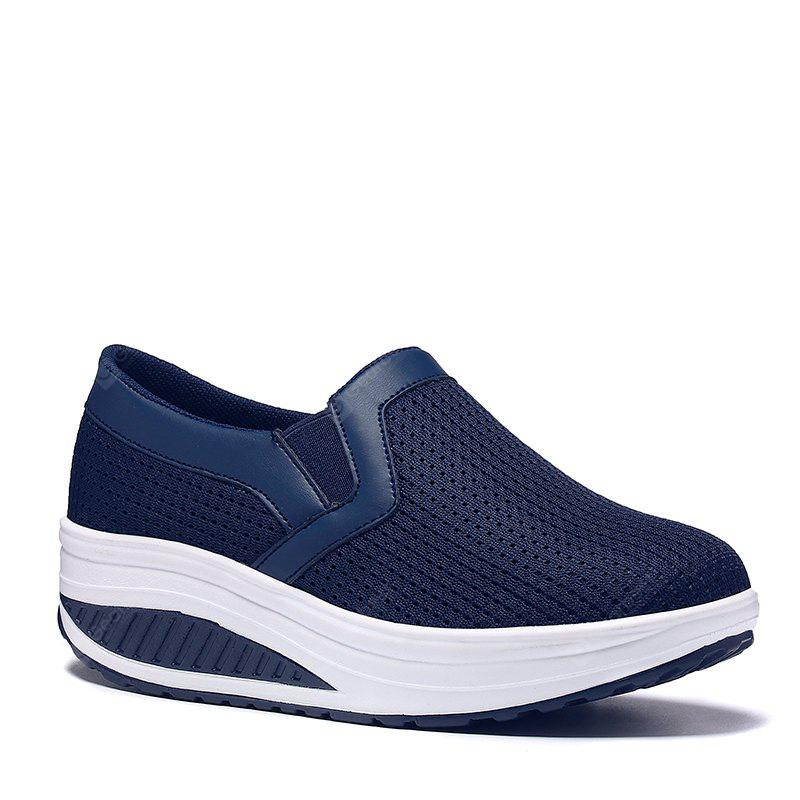 Neue Large Size Breathable Lady Volltonfarbe Carrefour Schuhe