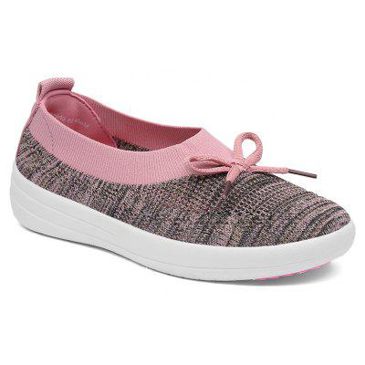 New Memory Soft Cotton Flat Bottom Non-Slip Casual Pregnant Women Shoes