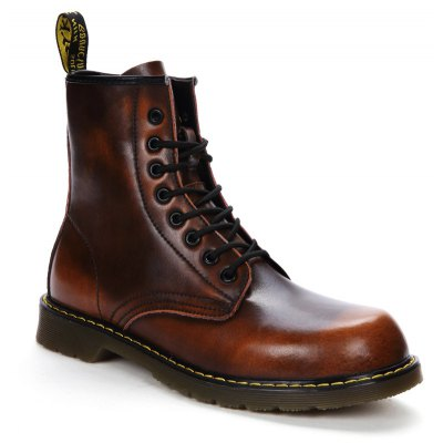 New Couple High-Top Martin Boots