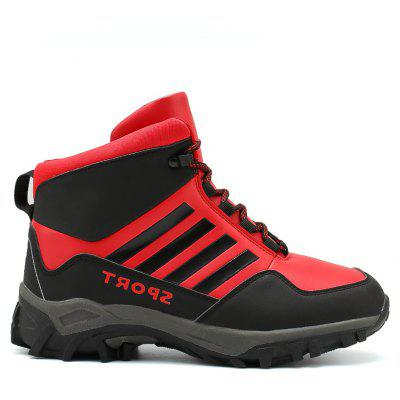 New Men'S Sanding Skin and Casual Hiking and Hiking Shoes