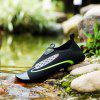 New Lovers Swimming Wading Shoes - BLACK AND GREEN