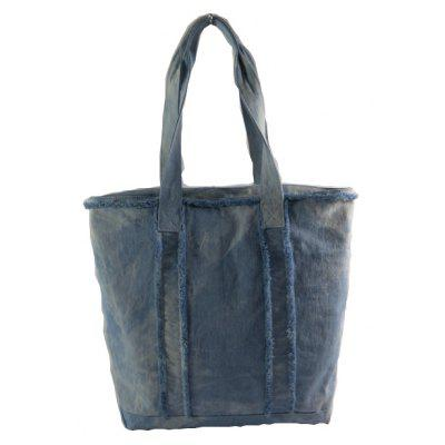 Denim Hand Bag Frange Fashion Enorme capacità