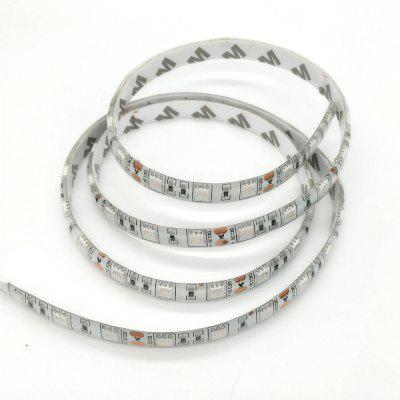 ZDM 1M /2M Waterproof DC 12V 15W 60 x 5050 SMD Light LED Strip with 1PC DC Female ConnectorLED Strips<br>ZDM 1M /2M Waterproof DC 12V 15W 60 x 5050 SMD Light LED Strip with 1PC DC Female Connector<br><br>Beam Angle: 120<br>Color Temperature or Wavelength: RGB<br>Features: Linkable, Festival Lighting<br>LED Quantity: 60<br>Length ( m ): 1<br>Light color: Blue, Green, Red, Warm White, Cool White, Yellow<br>Light Source: LED,5050 SMD<br>Package Content: 1 x LED Strip?1 x DC Female Connector<br>Package size (L x W x H): 5.00 x 5.00 x 0.10 cm / 1.97 x 1.97 x 0.04 inches<br>Package weight: 0.0500 kg<br>Power Supply: 12V<br>Product size (L x W x H): 100.00 x 10.00 x 0.05 cm / 39.37 x 3.94 x 0.02 inches<br>Product weight: 0.0450 kg<br>Type: LED Strip Light, Waterproof<br>Voltage: DC12V<br>Waterproof Rate: IP65<br>Wattage (W): 15<br>Width( mm ): 10mm
