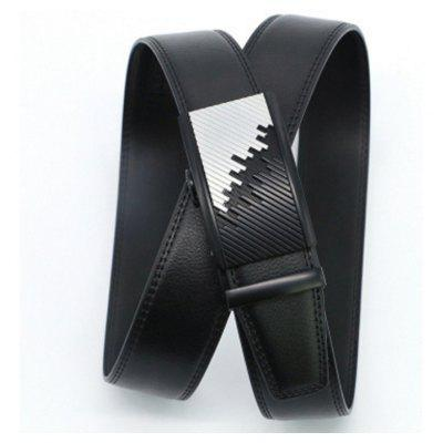 Men Leather Belt Leather Automatic Buckle Belt Leather Business Men BeltBelts<br>Men Leather Belt Leather Automatic Buckle Belt Leather Business Men Belt<br><br>Belt Material: Cowskin<br>Belt Silhouette: Buckle<br>Belt Width: 2-4<br>Gender: For Men<br>Group: Adult<br>Package Contents: 1 x Leather Belt<br>Package size (L x W x H): 15.00 x 9.00 x 26.00 cm / 5.91 x 3.54 x 10.24 inches<br>Package weight: 0.3500 kg<br>Pattern Type: Solid<br>Product weight: 0.3000 kg<br>Style: Fashion