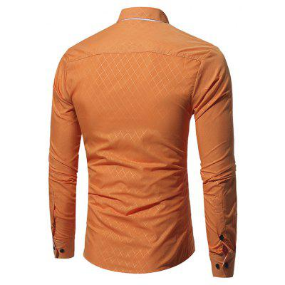 MenS Dark RingerS Casual Long Sleeve ShirtMens Shirts<br>MenS Dark RingerS Casual Long Sleeve Shirt<br><br>Collar: Turn-down Collar<br>Material: Cotton, Cotton Blends<br>Package Contents: 1xShirts<br>Shirts Type: Casual Shirts<br>Sleeve Length: Full<br>Weight: 0.1800kg