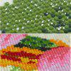 NAIYUE 9528 Flower Print Draw 5D Diamond Painting Diamond Embroidery - RUBINO