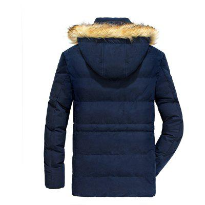 Soft and Skin-Friendly Comfortable JacketMens Jackets &amp; Coats<br>Soft and Skin-Friendly Comfortable Jacket<br><br>Clothes Type: Trench<br>Materials: Spandex<br>Package Content: 1?coat<br>Package size (L x W x H): 1.00 x 1.00 x 1.00 cm / 0.39 x 0.39 x 0.39 inches<br>Package weight: 1.9200 kg<br>Size1: M,L,XL,4XL,2XL,3XL