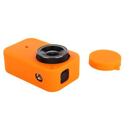 Case Cover for Camera Silicone Gel Skin Sleeve Cases Xiaomi
