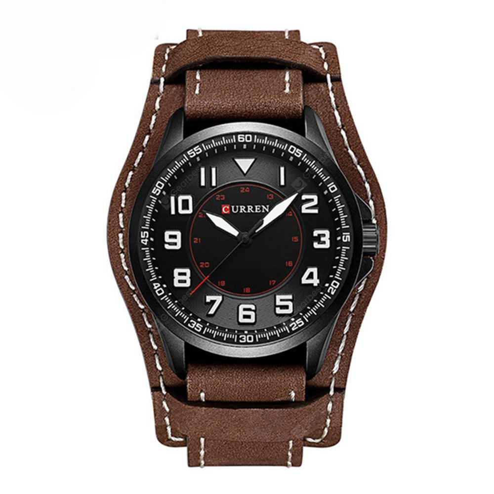 Army Military Quartz Mens Watches Luxury Leather Men Watch Casual Sport Male Clock Watch Relogio Masculino