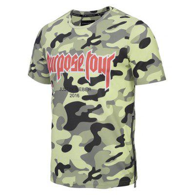 Street Fashion Creative Green Camouflage 3D Printed T-ShirtMens T-shirts<br>Street Fashion Creative Green Camouflage 3D Printed T-Shirt<br><br>Collar: Round Neck<br>Material: Polyester<br>Package Contents: 1xT-shirt<br>Pattern Type: Letter<br>Sleeve Length: Short Sleeves<br>Style: Fashion<br>Weight: 0.2000kg