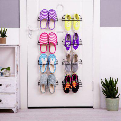Simple Style Iron Shoes Storage Holder