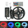 ZDM 3M 5050 LED Light Strip and IR44 Controller 12V/3A EU Power Supply AC100-240V - RGB