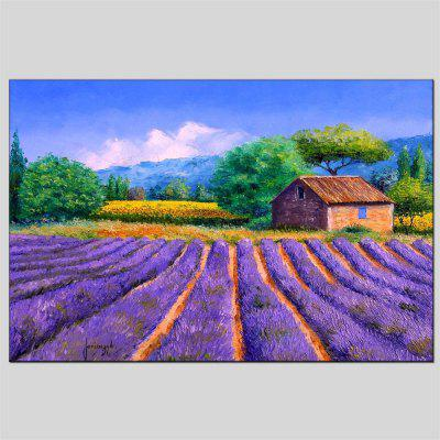 Hua Tuo Landscape Oil Painting Size 60 x 90CM OSR-160904