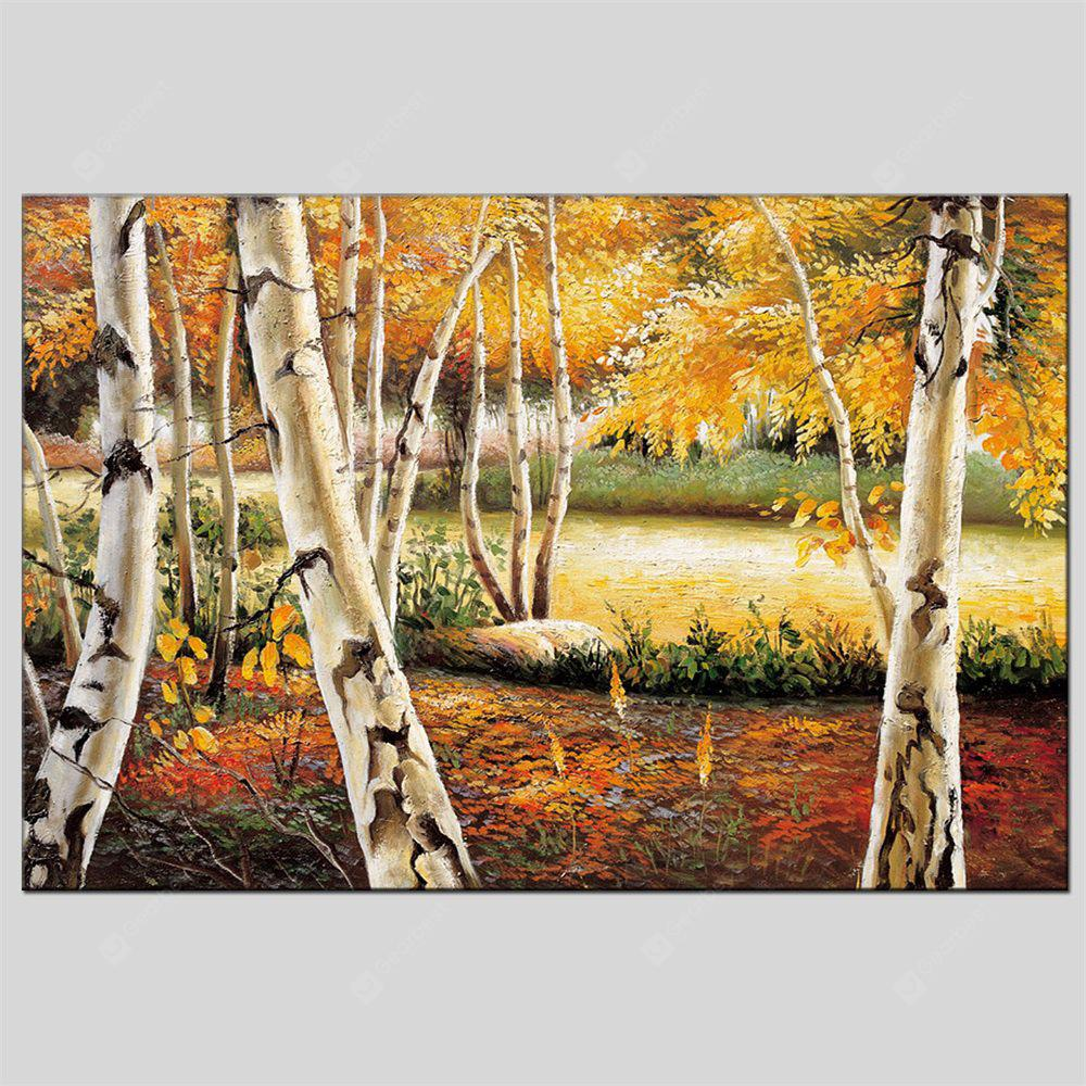 Hua Tuo Plant Oil Painting Size 60 x 90CM OSR-160832
