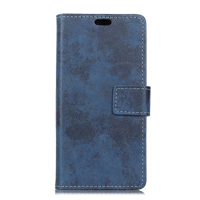 Durable Retro Style Solid Color Flip PU Leather Wallet Case for ZTE A6Cases &amp; Leather<br>Durable Retro Style Solid Color Flip PU Leather Wallet Case for ZTE A6<br><br>Features: With Credit Card Holder<br>Material: PU Leather<br>Package Contents: 1 x Phone Case<br>Package size (L x W x H): 20.00 x 20.00 x 5.00 cm / 7.87 x 7.87 x 1.97 inches<br>Package weight: 0.0500 kg<br>Product weight: 0.0300 kg<br>Style: Vintage