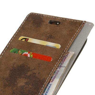 Durable Retro Style Solid Color Flip PU Leather Wallet Case for ZTE A601Cases &amp; Leather<br>Durable Retro Style Solid Color Flip PU Leather Wallet Case for ZTE A601<br><br>Features: With Credit Card Holder<br>Material: PU Leather<br>Package Contents: 1 x Phone Case<br>Package size (L x W x H): 20.00 x 20.00 x 5.00 cm / 7.87 x 7.87 x 1.97 inches<br>Package weight: 0.0500 kg<br>Product weight: 0.0300 kg<br>Style: Vintage