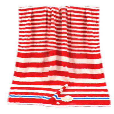 Bamboo Fiber Adult Big Bath Towel