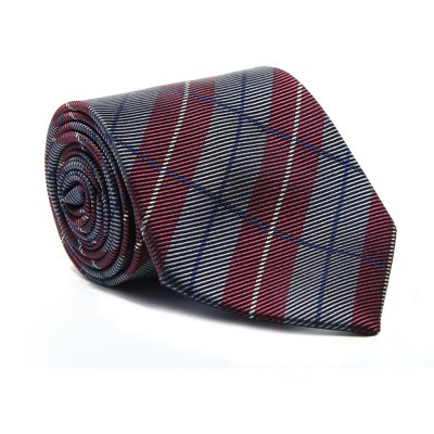 New Fashion Men's Accessories Business Necktie Casual Striped Comfy Business Fine Tie