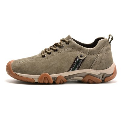 Men Casual Trend for Fashion Lace Up Outdoor Flat Leather Type ShoesCasual Shoes<br>Men Casual Trend for Fashion Lace Up Outdoor Flat Leather Type Shoes<br><br>Available Size: 38-44<br>Closure Type: Lace-Up<br>Embellishment: None<br>Gender: For Men<br>Outsole Material: Rubber<br>Package Contents: 1 x shoes pair<br>Pattern Type: Solid<br>Season: Winter, Spring/Fall<br>Toe Shape: Round Toe<br>Toe Style: Closed Toe<br>Upper Material: Suede<br>Weight: 1.2000kg