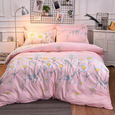 High Grade Aloe Vera Cotton Bedding Adult Sheet 4 Sets of Children Single BedBedding Sets<br>High Grade Aloe Vera Cotton Bedding Adult Sheet 4 Sets of Children Single Bed<br><br>Package Contents: 1 x Quilt Cover, 1 x Bed Sheet, 2 x Pillowcases<br>Package size (L x W x H): 38.00 x 34.00 x 3.00 cm / 14.96 x 13.39 x 1.18 inches<br>Package weight: 1.5000 kg<br>Product weight: 1.4000 kg