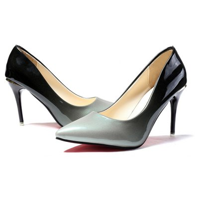 New Patent Leather High-Heeled ShoesWomens Pumps<br>New Patent Leather High-Heeled Shoes<br><br>Heel Type: Stiletto Heel<br>Occasion: Party<br>Package Contents: 1xShoes(pair)<br>Pumps Type: Basic<br>Season: Spring/Fall<br>Toe Shape: Pointed Toe<br>Toe Style: Closed Toe<br>Upper Material: PU<br>Weight: 1.0000kg