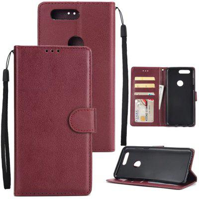 Cover Case for One Plus Five T Three Card Photo Frame About To Open