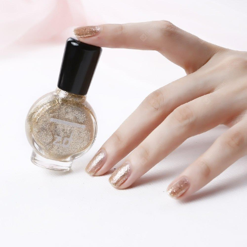 ZD SL6003 Sexy Champagne Couleur Peel Off Vernis À Ongles 15 ml 1 PC