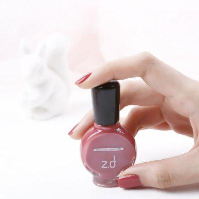 ZD SC4005 Sexy Red Nail Polish 1pc