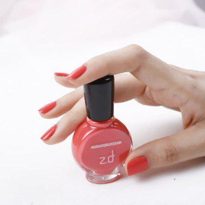 ZD SC4006 Peel Off Healthy Nail Polish 1pc