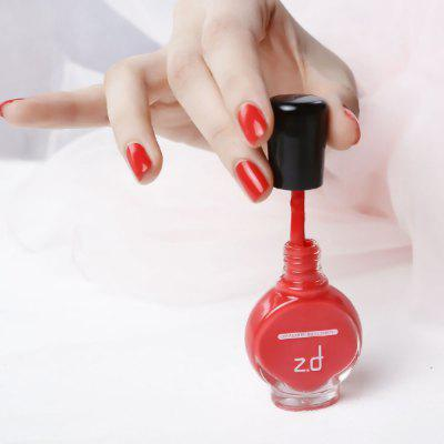 ZD SC4013 Healthy Nail Polish 1pc