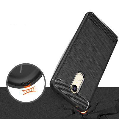 Luxury Carbon Fiber Anti Drop TPU Soft Cover Case for Xiaomi Redmi 5 PlusCases &amp; Leather<br>Luxury Carbon Fiber Anti Drop TPU Soft Cover Case for Xiaomi Redmi 5 Plus<br><br>Compatible Model: Xiaomi Redmi 5 Plus<br>Features: Anti-knock<br>Mainly Compatible with: Xiaomi<br>Material: TPU<br>Package Contents: 1 x Phone Case<br>Package size (L x W x H): 18.00 x 9.00 x 1.00 cm / 7.09 x 3.54 x 0.39 inches<br>Package weight: 0.0400 kg<br>Style: Cool